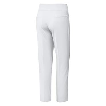 adidas Ladies Ultimate365 Adistar Cropped Trousers White