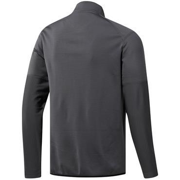 adidas Gents Climawarm 1/4 Zip Layer Top Grey
