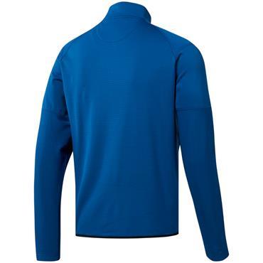 adidas Gents Climawarm 1/4 Zip Layer Top Dark Marine