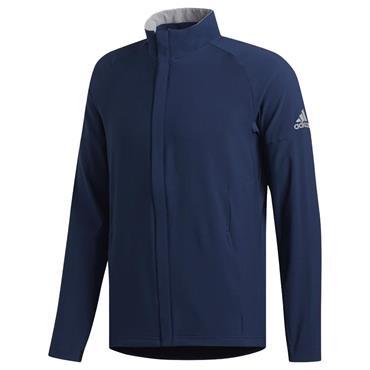 adidas Gents Softshell Jacket Navy