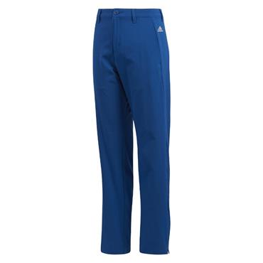 adidas Boys Solid Golf Trousers Marine Blue