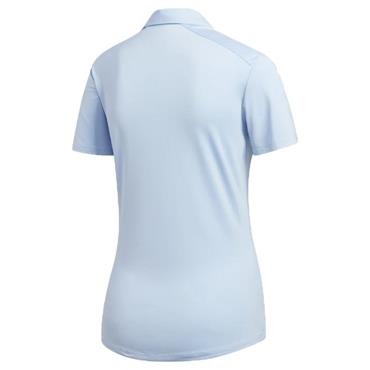 adidas Ladies Ultimate 365 Polo Shirt Blue