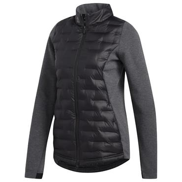adidas Ladies Frostguard Insulated Jacket Black