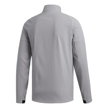 adidas Gents Soft Shell Jacket Grey Three