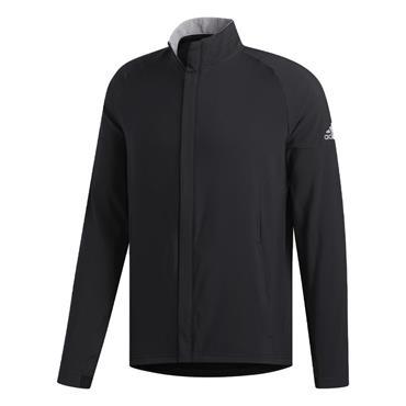 adidas Gents Soft Shell Jacket Black