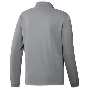 adidas Gents Core ¼ Zip Layering Top Grey