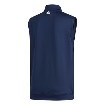 adidas Gents Classic Club ¼ Zip Vest Collegiate Navy