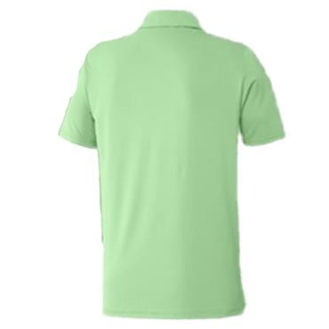 adidas Gents Ultimate365 Solid Crestable Polo Shirt Green - Grey