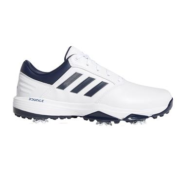 adidas Gents 360 Bounce 2 Shoe White - Navy - Silver