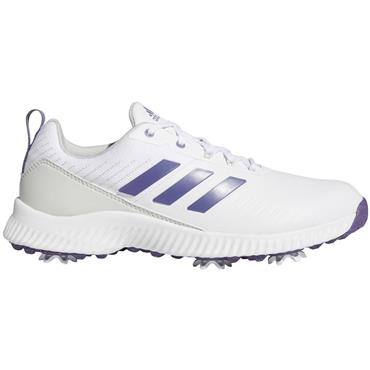 adidas Ladies Response Bounce 2 White - Pearl