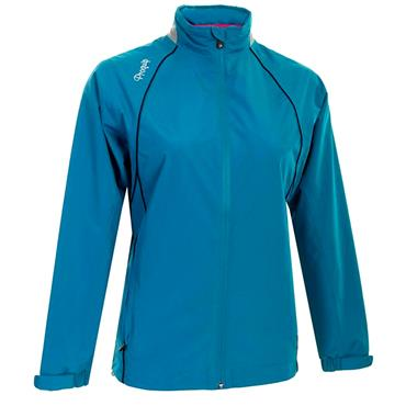 Proquip Ladies Emily Waterproof Jacket Turkish Blue