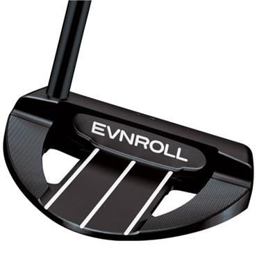 Evnroll ER7 Full Mallet Black Pistol Grip Gents RH
