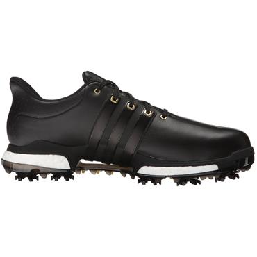 adidas Gents Tour 360 Boost Golf Shoes Wide Fit Black