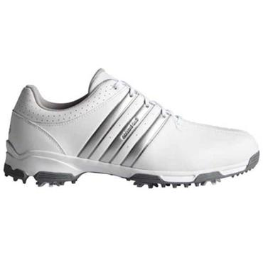 adidas Gents 360 Traxion WD Shoes White - Silver - Metallic Silver