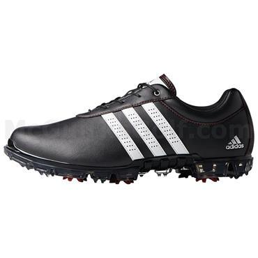 Adidas Gents Adipure Flex Shoes Black - White