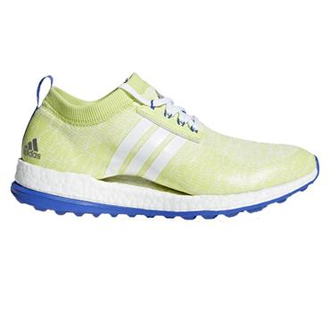 adidas Ladies Pure Boost xG Shoes Yellow