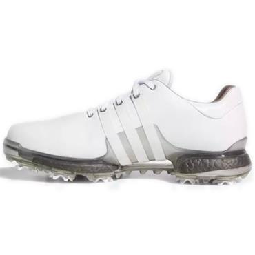 Adidas Gents Tour 360 Boost 2.0 Shoes White - Silver