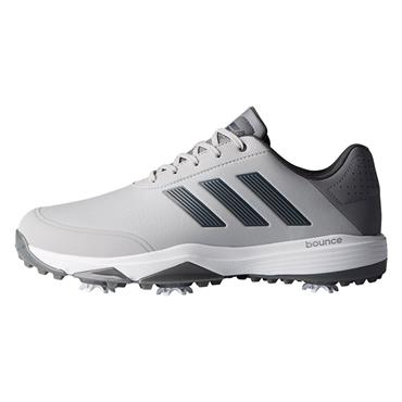 adidas Gents Adipower Bounce Wide Shoes Grey