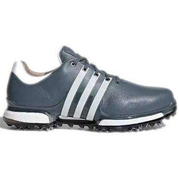 adidas Gents Performance Tour 360 2.0 WD Shoes Grey - White