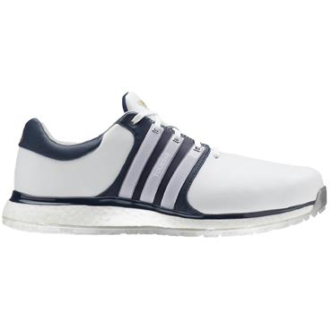 adidas Gents Tour 360 XT-SL Shoes White - Navy