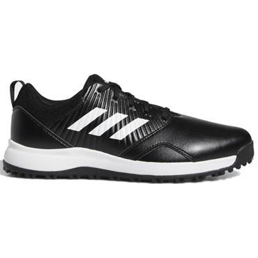 adidas Gents CP Traxion SL Golf Shoes Black - White