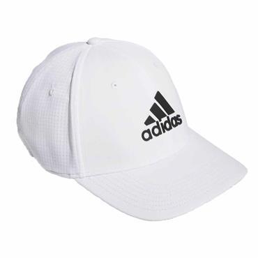 adidas Gents Golf Tour Cap White - Black