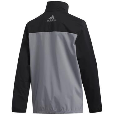 adidas Boys Provisional Jacket Black