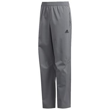 adidas Junior - Boys Provisional Rain Trousers Grey Three
