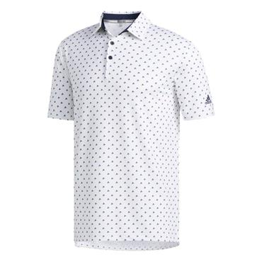 adidas Gents Ultimate 365 Bos Polo White - Navy