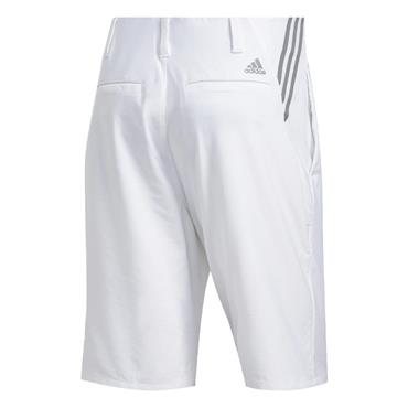 adidas Gents Ultimate365 3-Stripe Shorts White