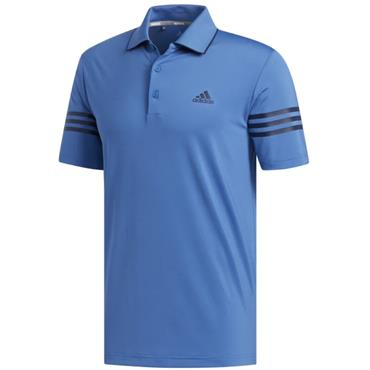 adidas Gents Ultimate Blocked Polo Trace Royal