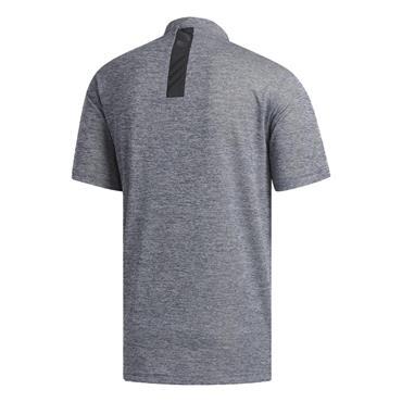 adidas Gents Adicross No Show Polo Shirt Collegiate Navy - Light Blue Mel