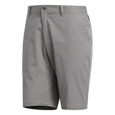 adidas Gents Adicross Cotton Stretch Shorts Dove Grey