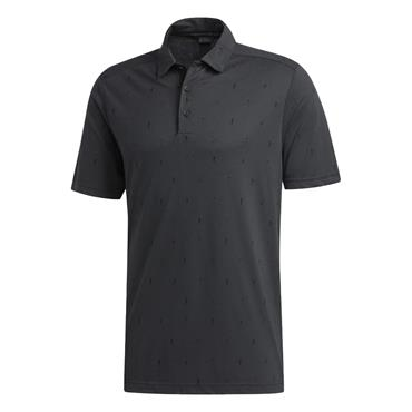 adidas Gents Adicross Drive Polo Shirt Carbon