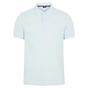 J.Lindeberg Gents Troy Pique Shirt Skyrim 0010