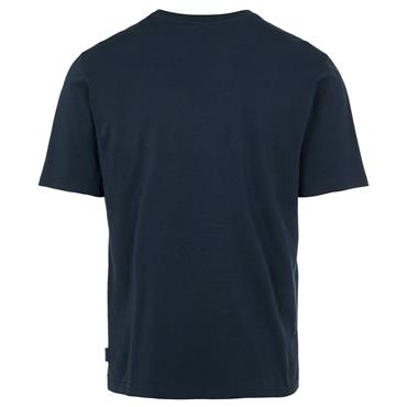 J.Lindeberg Gents Dale Logo Patch T-Shirt Navy