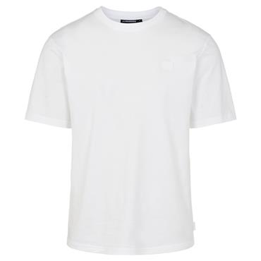 J.Lindeberg Gents Dale Logo Patch T-Shirt White