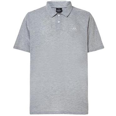 Oakley Gents Relax Polo Shirt Granite Heather