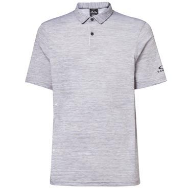 Oakley Gents Contender Polo Shirt Medium Grey 28C