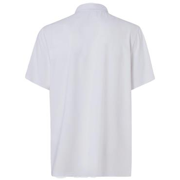 Oakley Gents Top Half Leader Polo Shirt White