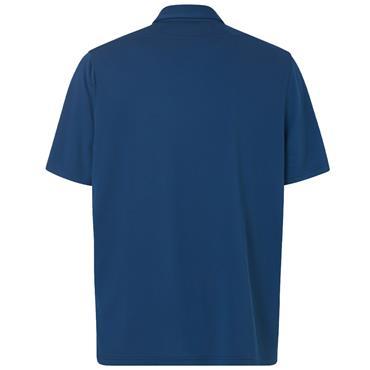 Oakley Gents Icon TN Protect Polo Shirt Poseidon