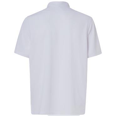 Oakley Gents Icon TN Protect Polo Shirt White