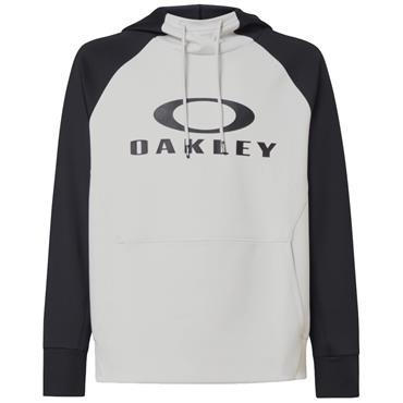 Oakley Gents Sierra DWR Fleece Hoody Black - Grey