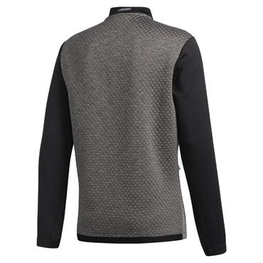adidas Gents Cold.Rdy Jacket Grey 3 Melange - Black