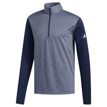 adidas Gents Lightweight Upf Lightweight Top Collegiate Navy