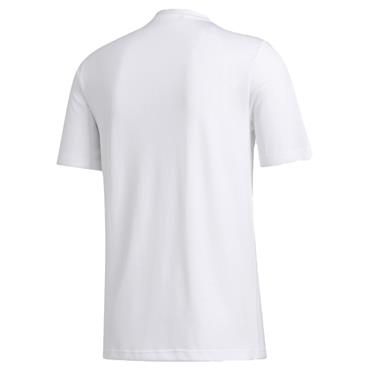 adidas Gents Leisure T-Shirt White
