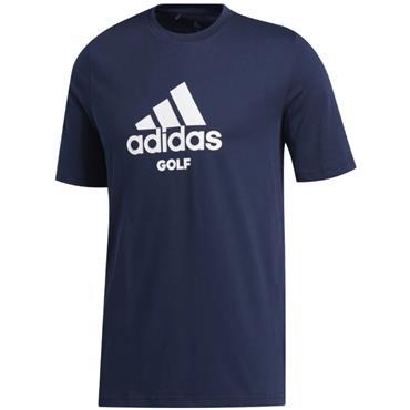adidas Gents Leisure T-Shirt Collegiate Navy