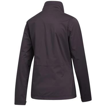 adidas Ladies Rain Jacket Purple