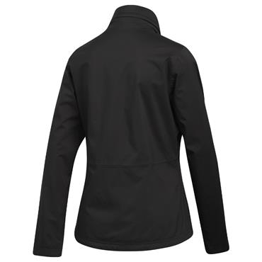 adidas Ladies Rain Jacket Black