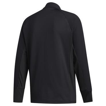 adidas Gents Hybrid Full Zip Jacket Black